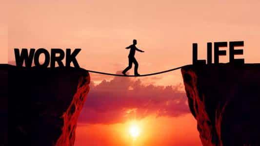 Seven ways to improve your work life balance