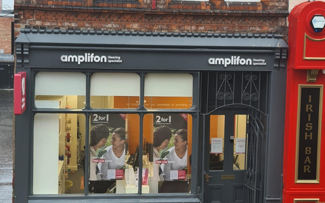 Amplifon's practice sales go from strength to strength as the market for hearing aids bounces back from the lockdown lows